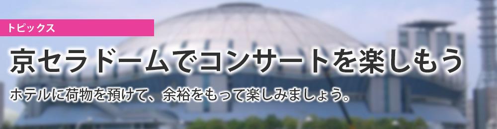京セラドームでコンサート3
